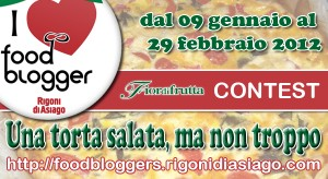 Banner contest torte salate
