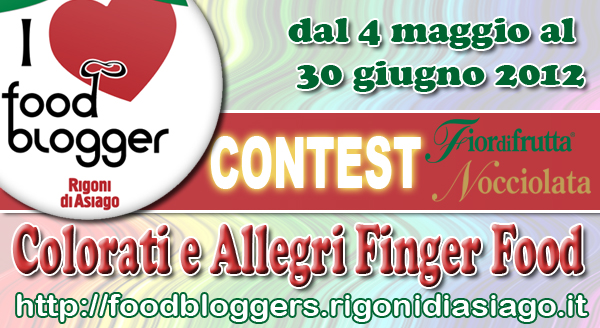 Colorati e Allegri Finger Food
